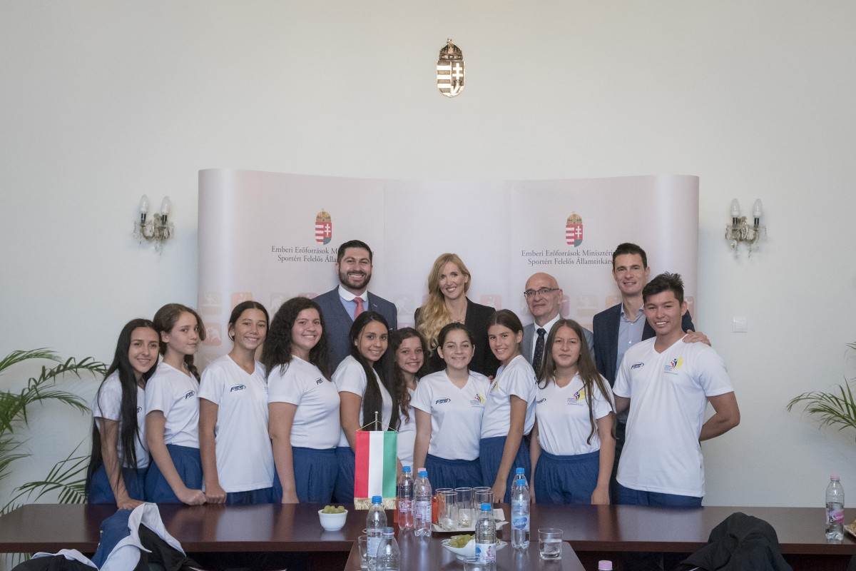 Colombian-Hungarian Grassroots Sport Diplomacy youth exchange ends with success