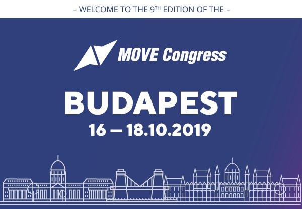 2019-ben Budapest ad otthont a MOVE Congress-nek