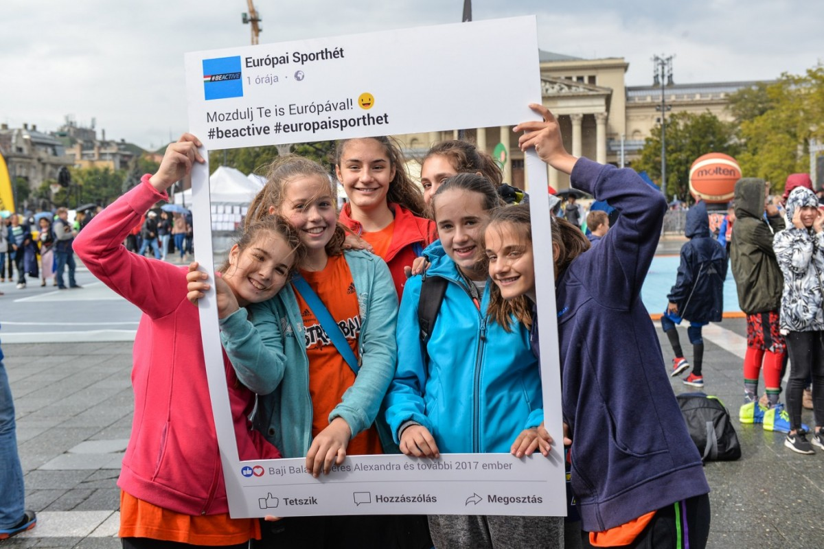 Rácáfoltunk a hazai statisztikákra: több mint 900 eseményen mozogtak az Európai Sporthéten
