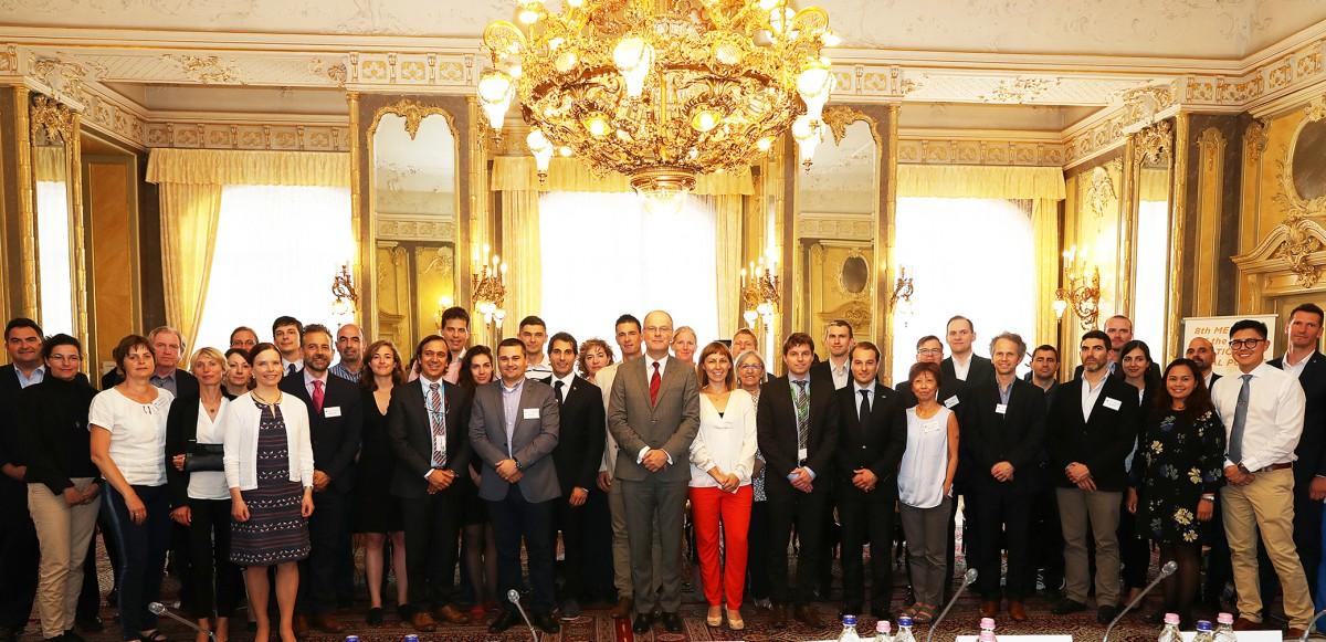 Uniós konferencia házigazdája volt az NDHSZ