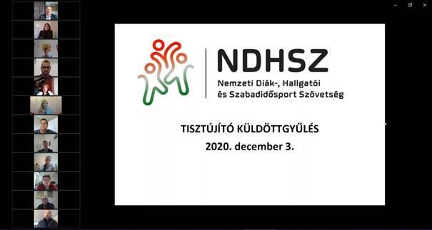 Újabb négy évre Balogh Gábor az NDHSZ elnöke